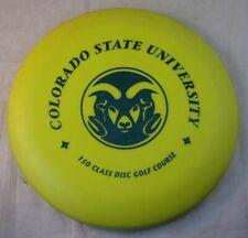 "Innova/Champion ""Aviar? Yellow Putter (Colorado St U, 150 Class)"" Disc Golf 145g"