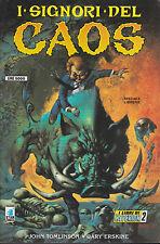 I SIGNORI DEL CAOS - I libri di Hyperion n°2  speciale librerie - ed. Star Comic