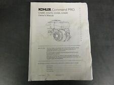 Heavy Equipment Manuals & Books for Kohler | eBay on