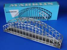 MARKLIN H0 - 7163 - ARCHED BRIDGE - M Track (58)/ BOX - LN