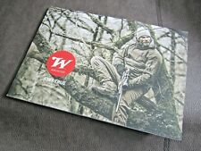 WINCHESTER - Full Range 2019 Catalogue Brochure. Shooting, Clothing etc.
