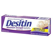 Desitin Maximum Strength Paste, 4-Ounce (PACK OF 4)