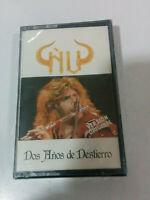 Ñu Two Years de Destierro Heavy Spanish - Cinta Tape Cassette Nueva 2T