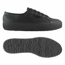 Nero 39 EU Superga 2750-synrazzaw Sneaker a collo basso Donna (total Black) f3ea2e3b3ce