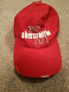 Men's Baseball Cap Hat by Abercrombie and Fitch New with Tags. See Description