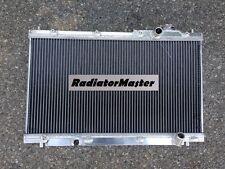 ALUMINUM RADIATOR FOR 2001-2005 HONDA CIVIC (NONE SI ) MT 2ROW 1.7L 02 03 04
