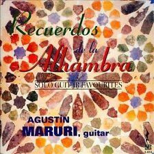 RECUERDOS DE LA ALHAMBRA (NEW CD)