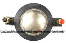 Diaphragm For Mackie SRM-450 C300Z P-Audio BMD-440 BMD-450 aluminium flat wire