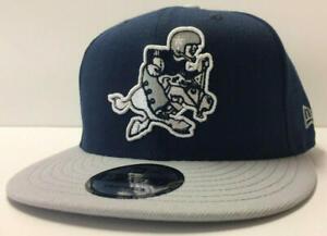 Dallas Cowboys New Era 9FIFTY NFL Historic Snapback Hat Cap 2Tone Retro Joe 950