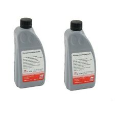 2 Liters Audi VW BMW Automatic Transmission Fluid G052162F2 / LT71141 / ATF1