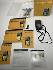 Garmin eTrex Legend HCx GPS Navigation Personal Handheld Color Display Navigator