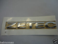 Ford Focus Zetec Badge *GENUINE*