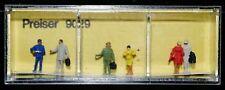 Preiser, Vintage, NiB, Item # 9029 N scale At the Platform Gate *