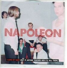 (AL949) Napoleon, I Love My Baby - DJ CD