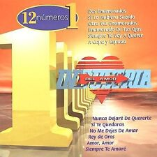 Industria Del Amor : 12 Numero 1s CD