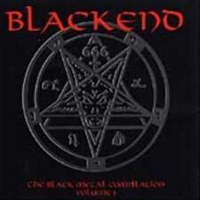 Blackend by Various Artists (CD, Aug-1996, Regga)