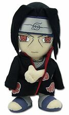 """New Naruto Shippuden GE-7054 ~9"""" Itachi Official Licensed Plush Toy Doll Stuffed"""
