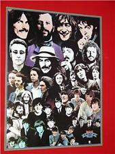 THE BEATLES 1976 VINTAGE POSTER GOOD CONDITION