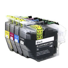 4x Ink Cartridges LC-3319XL Compatible For Brother MFC-J5330DW MFC-J6530DW