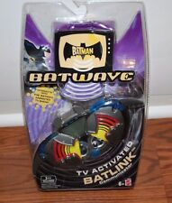 (NEW SEALED) BATWAVE BATMAN COLLECTIBLE TV SHOW BATLINK COMMUNICATOR TOY TOYS