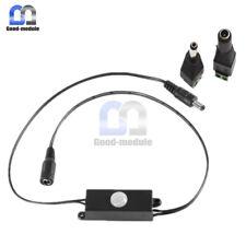 Mini Aotomatic Infrared Motion Sensor Detector Switch Dc5v 24v Malefemale Plug