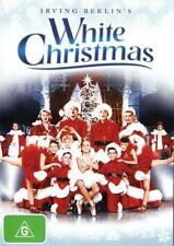 White Christmas DVD - Region ( 4 )rosemary Clooney Bing Crosby Danny Kaye