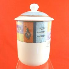 """TRAILFINDER TC 1245 Royal Doulton Canister Small 6.4""""  NEW NEVER USED Indonesia"""