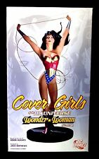 Wonder Woman Cover Girls of the DC Universe Statue 2009 DC Comics