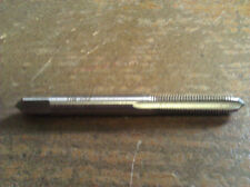 "1/4""-32 GH3 HIGH SPEED STEEL 4 FLUTE PLUG TAP"
