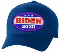 Joe Biden for President 2020 Oval Embroidered Hat - Flex Fit Hat w/ Options