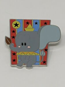 Dumbo The Flying Elephant Fantastical Fantasyland Cast Exclusive Disney Pin