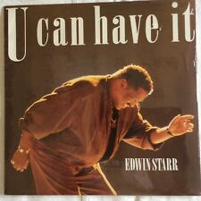 Edwin Starr, U can have it, 1991, Vinyl, LP, Record, East/West , M/M