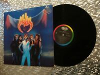 """Helix  """"Long Way To Heaven"""" LP GOLD STAMP PROMO Capitol Records – ST-12411"""