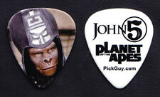 Rob Zombie John 5 Planet Of The Apes Guitar Pick - 2017 Tour