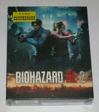 Biohazard 2 Resident Evil Limited Steelbook Edition Taiwan PS4 VERY RARE Sealed