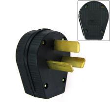 50 Amp 220 Volt 3 Prong Plug Replacement Fit Electrical RV Welder 220V 2.95