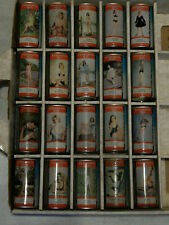 Complete 20 Can Set Of Tennent'S Girls{Linda,Pat,Vicky,Ang ela,Susan}4 Poses Each