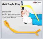 A99 Golf Angle King Swing Wrist Coach Swing Trainer Guide Training Aids 2pcs
