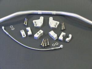 Lsl Superbike Handlebar Kit Kawasaki GPZ 1100 (ZXT10E) 95-98 Silver