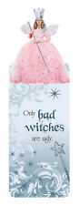Paper House WIZARD OF OZ - GLINDA THE GOOD BOOKMARK scrapbooking GLITTER ACCENTS