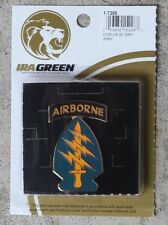 Authentic New U.S. Army Special Forces CSIB, Combat Service Identification, USGI