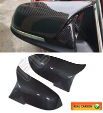 BMW 3 SERIES F30 F31 F34 REPLACEMENT CARBON FIBRE MIRROR COVERS 12+ M3 M4 STYLE