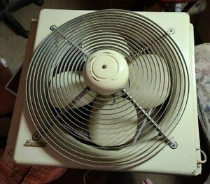 Hunter Zephair B2500 Window Attic Fan, Intake & Exhaust Electrically Reversible