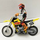 1999 Tyco RC X-Treme Cycle  Motorcycle Dirt Bike Rare No Remote Works 7.2 Volt