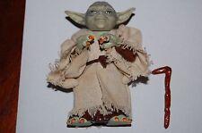 """Yoda 5"""" Figure-Star Wars-Hasbro 1/6th Scale-Customize Side Show 12"""""""