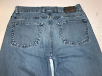 Canali  Mens Blue Denim Jeans Size 48 30 x 33 Italy Made