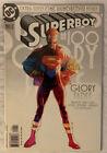 Superboy #100 DC Comics 1993 by Karl Kesel cover by Bill Sienkiewicz