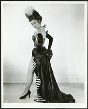 JOAN LORRING Original Vintage 1940s LEGGY CHEESECAKE Photo