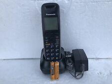 panasonic kx-tga653b dect 6.0 cordless handset kx-tg6511 kx-tg6512 kx-tg6513