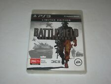 Battlefield - Bad Company 2 - VGC - PAL - PlayStation 3 - PS3 - Game + Booklet